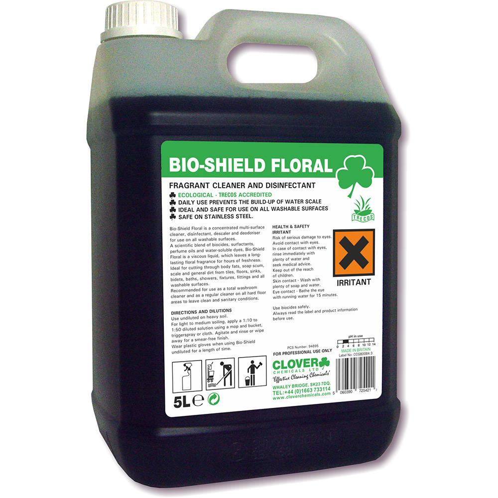 Bio Shield Washroom Cleaner And Sanitiser Mark Douglas