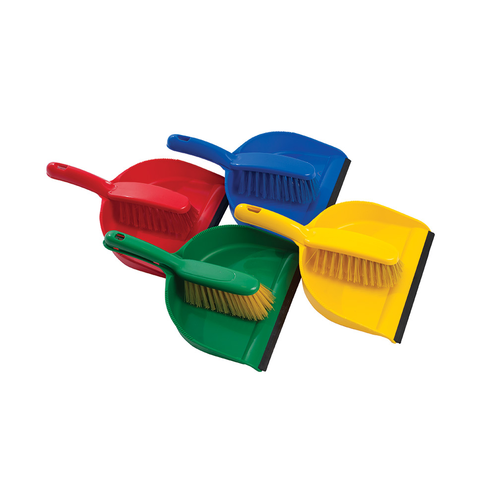 Dustpans and Brushes