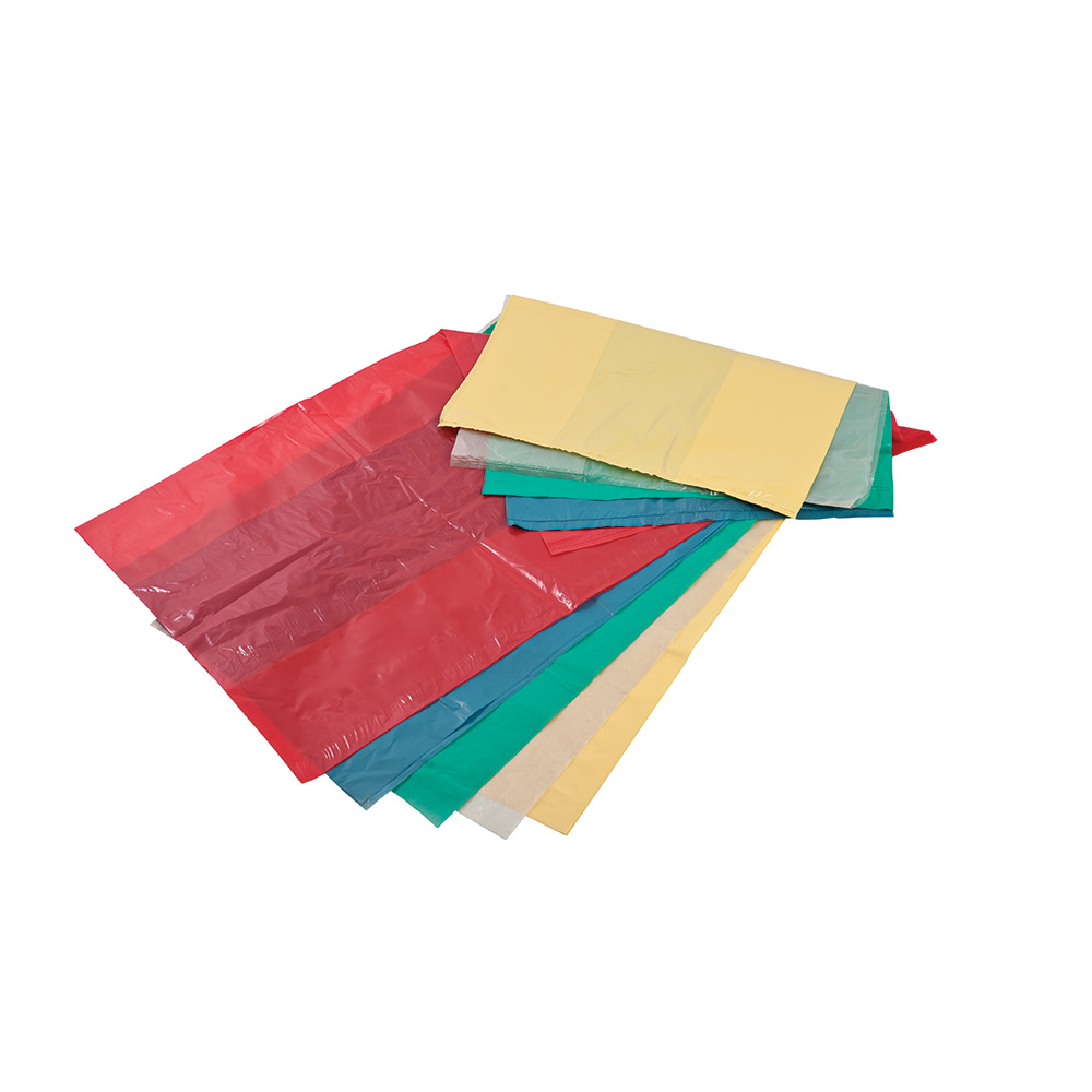 Coloured Sacks