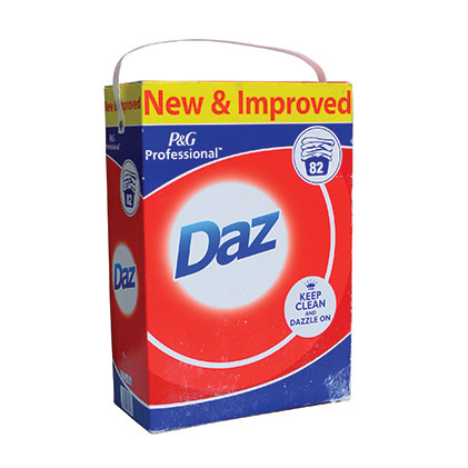 Daz Washing Powder Mark Douglas Industrial Supplies
