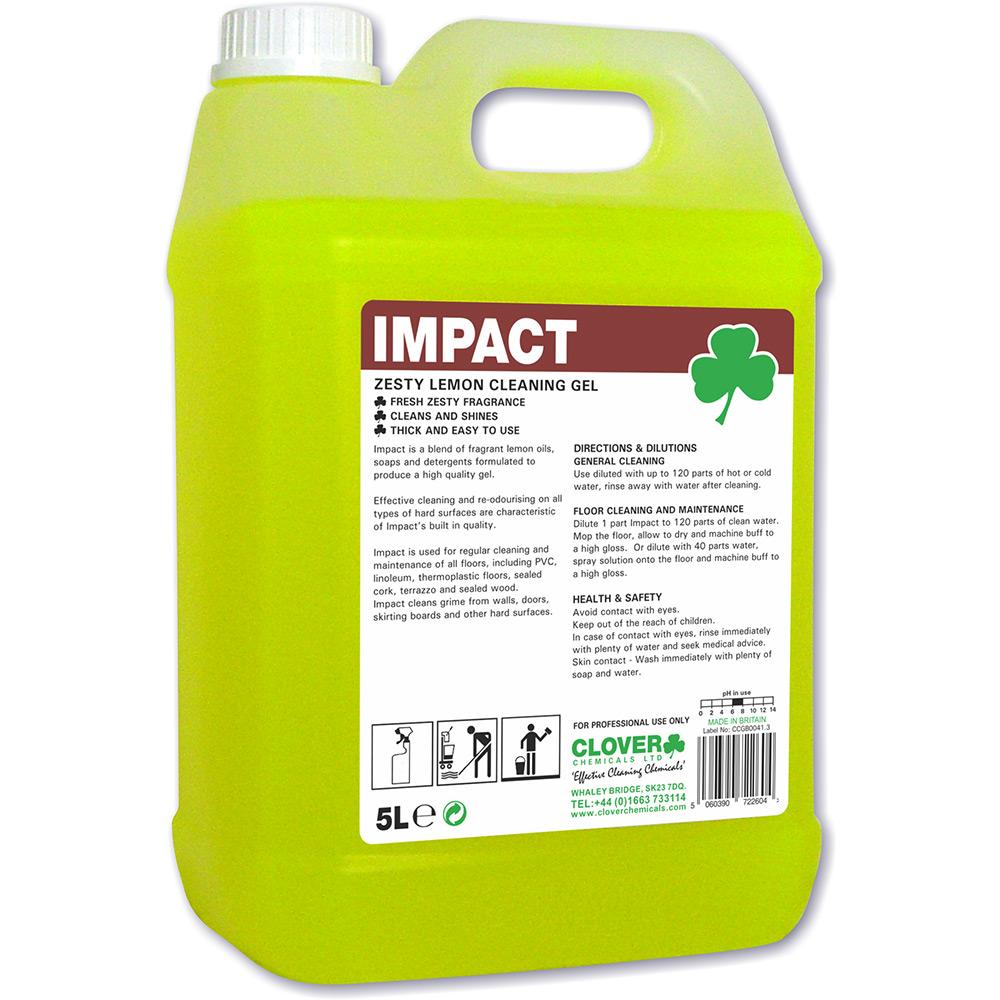 Impact Floor Cleaning Gel Mark Douglas Industrial Supplies