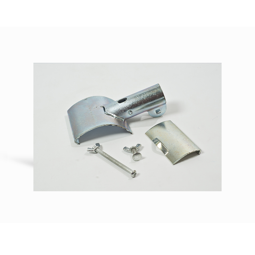 Metal Scavenger Brush Clamp