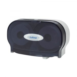 ESR200 Twin Micro Jumbo Toilet Roll Dispenser